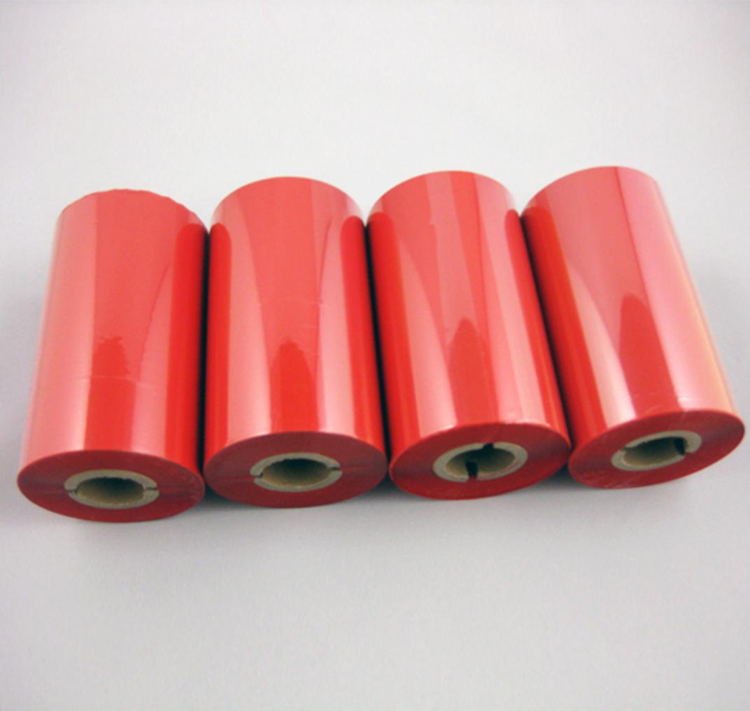 彩色树脂碳带
