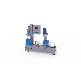 高精度自动灌装机