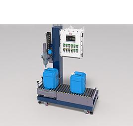 防爆型定量灌装机