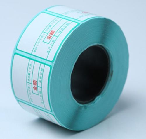 热敏纸印刷标签