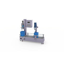 广州高精度自动灌装机