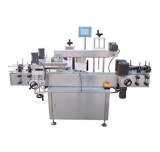 Automatic single side labeling machine